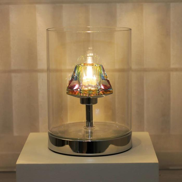 Glass Touch Table Lamp