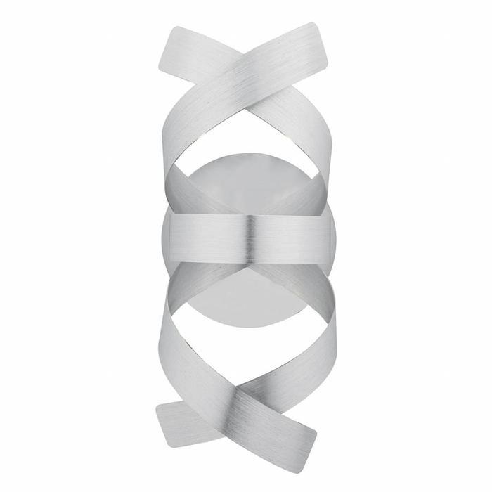 Ribbon Wall Light - Brushed Aluminium