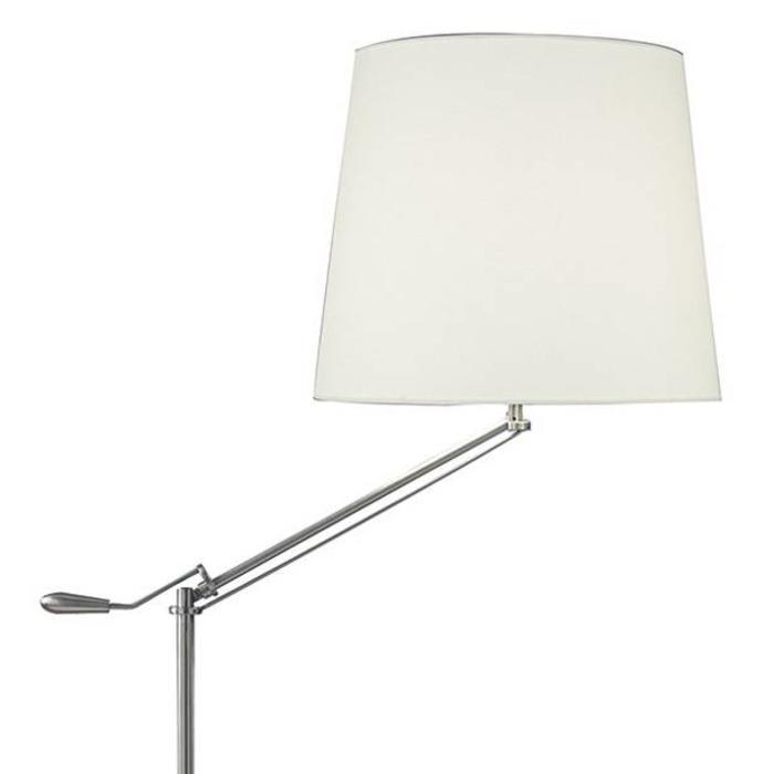 Contemporary Adjustable Floor Lamp