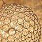 Crystal Globe Pendant
