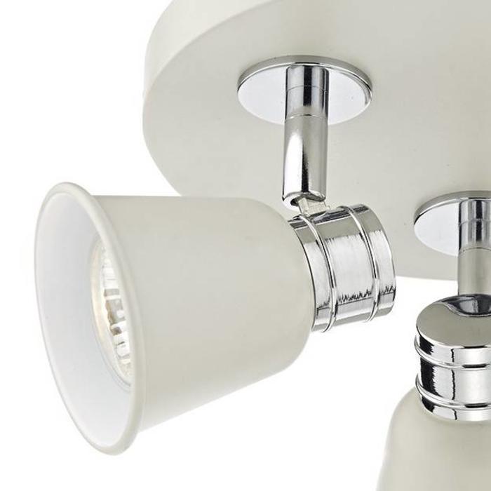 Soft Cream 3 Light Spotlight