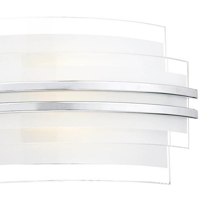 LED Glass Wall Light
