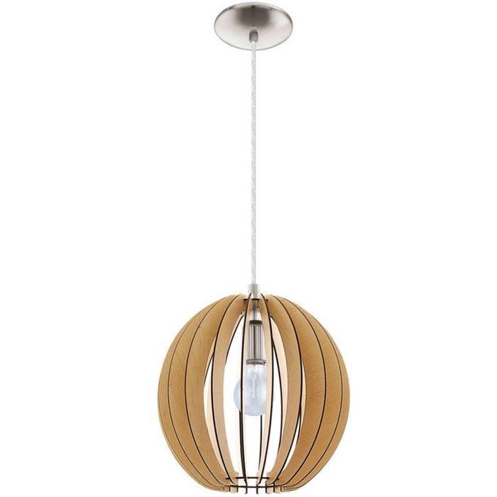 Maple Wood Pendant - 30cm