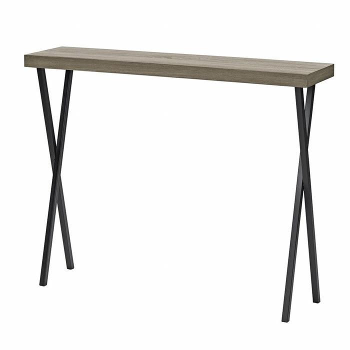 Vienna - Console Table - Oak Style Veneer