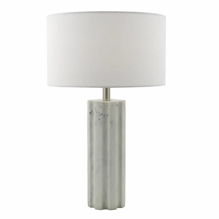Erebus - Marble Style Table Lamp