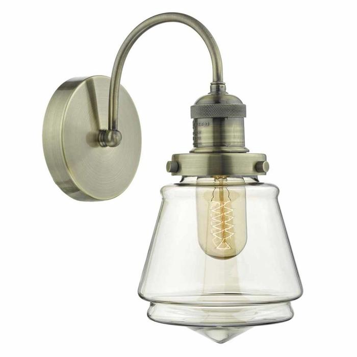 Brogden - Champage Glass Wall Light