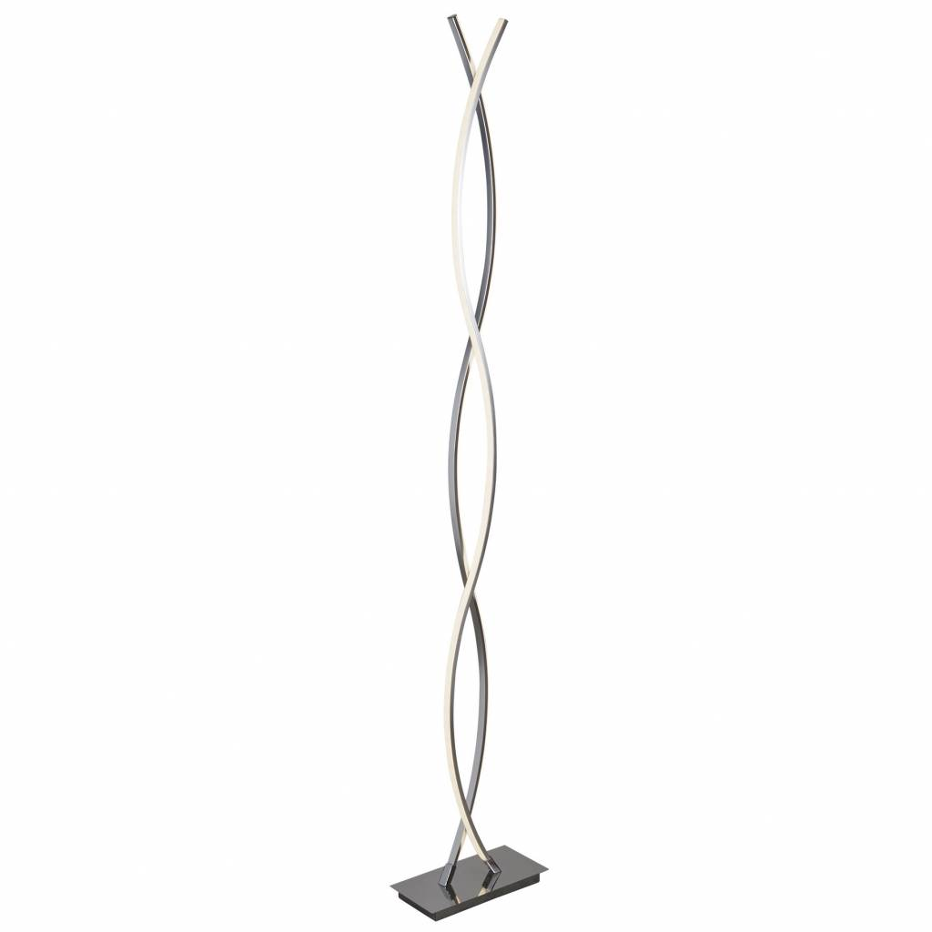 Wave Led Floor Lamp Lightbox