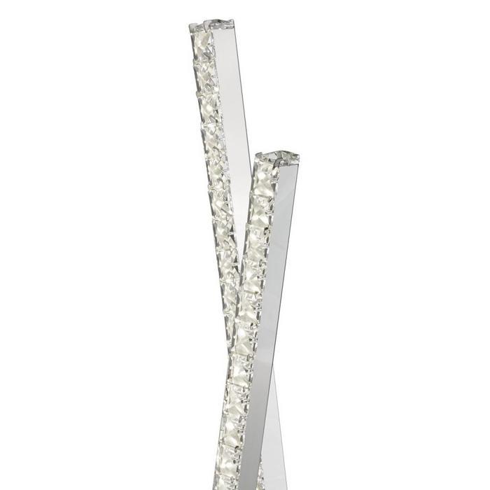 Kahn- LED Criss Cross Table Lamp