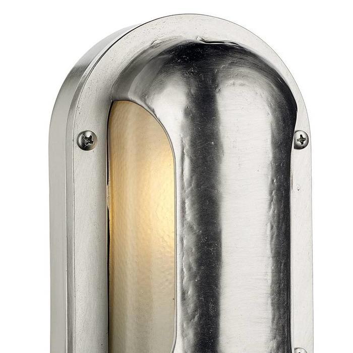Naval - Solid Brass Bulkhead Outdoor Wall Light