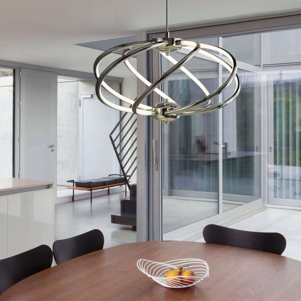 Espiral Led Pendant Feature Light