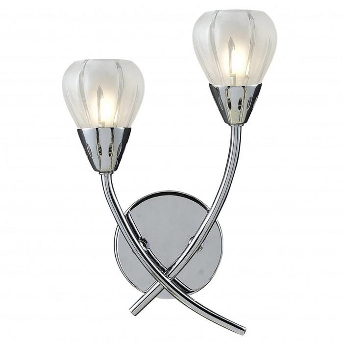 Chateaux - Wall Light - Polished Chrome
