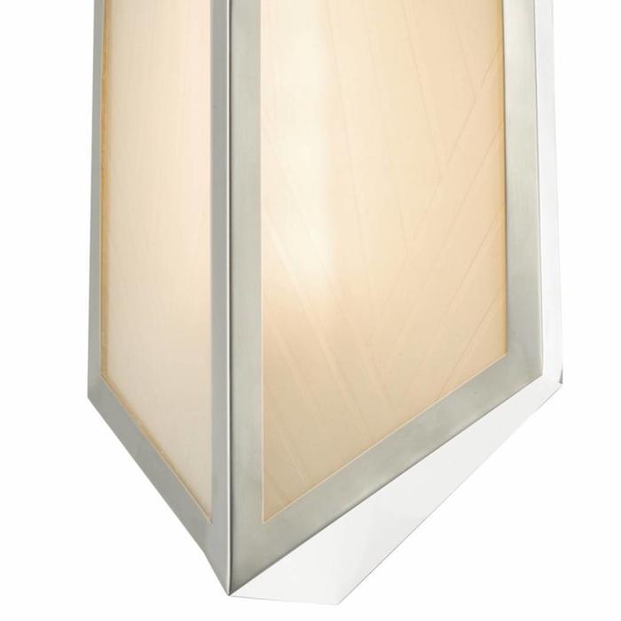 Toca - Art Deco Outdoor Wall Light