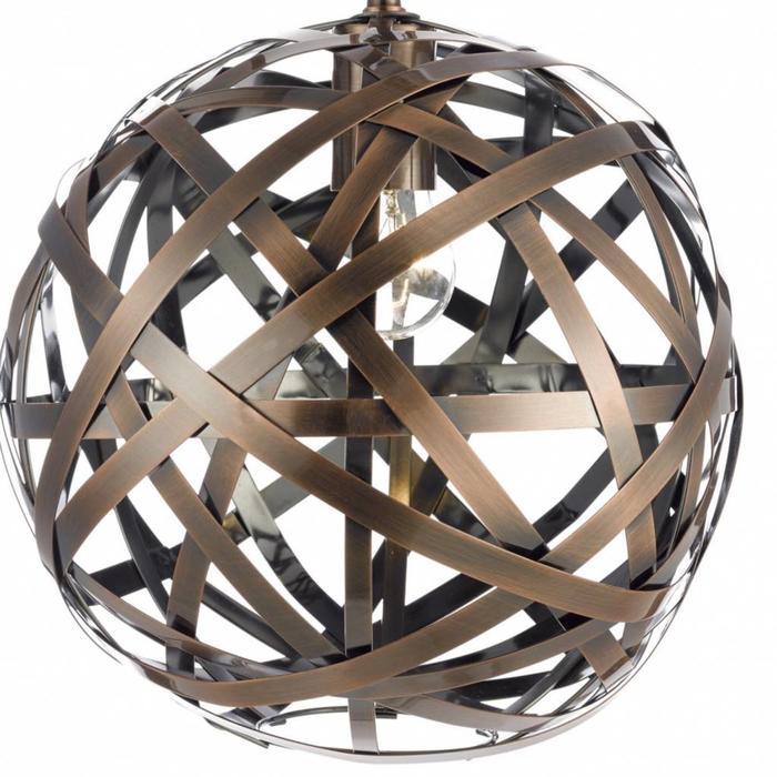 Copper Nest Pendant