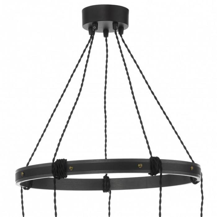 Ivan - 5 Light Rustic Pendant