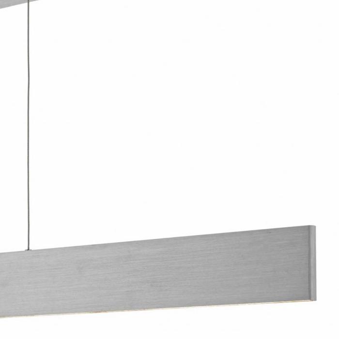 LED Bar Pendant - Aluminium