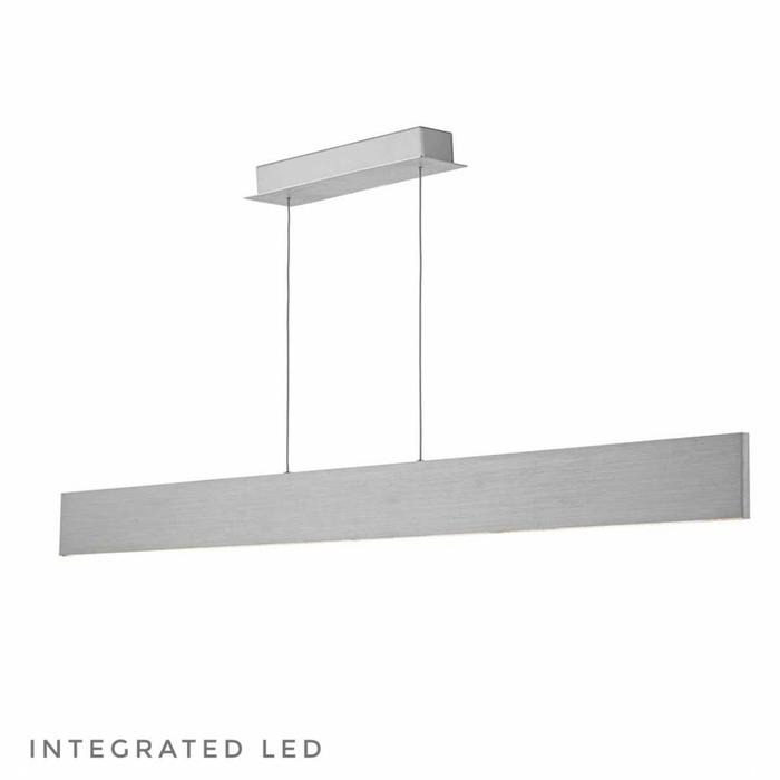 LED Bar Pendant - Aluminium
