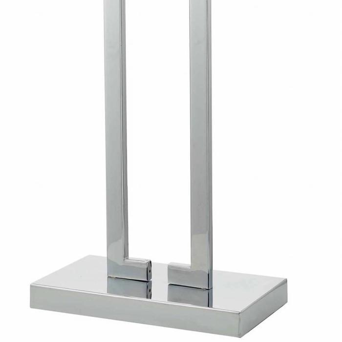 Nile - Contemporary Table Lamp - Polished Chrome
