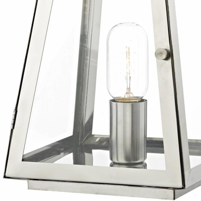 Acre - Stainless Steel Lantern - IP44
