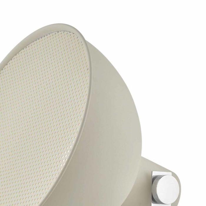 Rutger - White Searchlight Floor Lamp