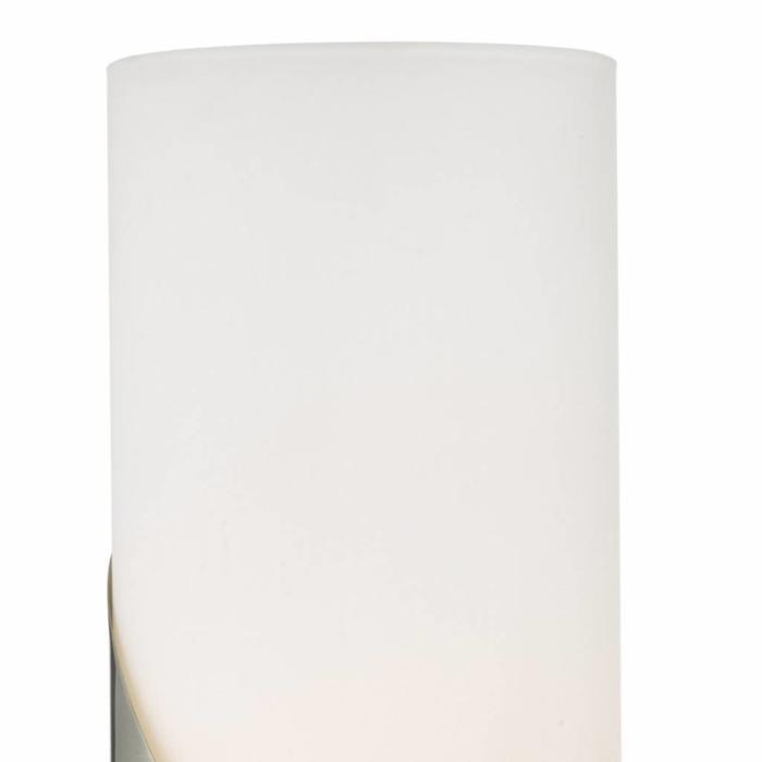 Anna - Satin Chrome Touch Table Lamp