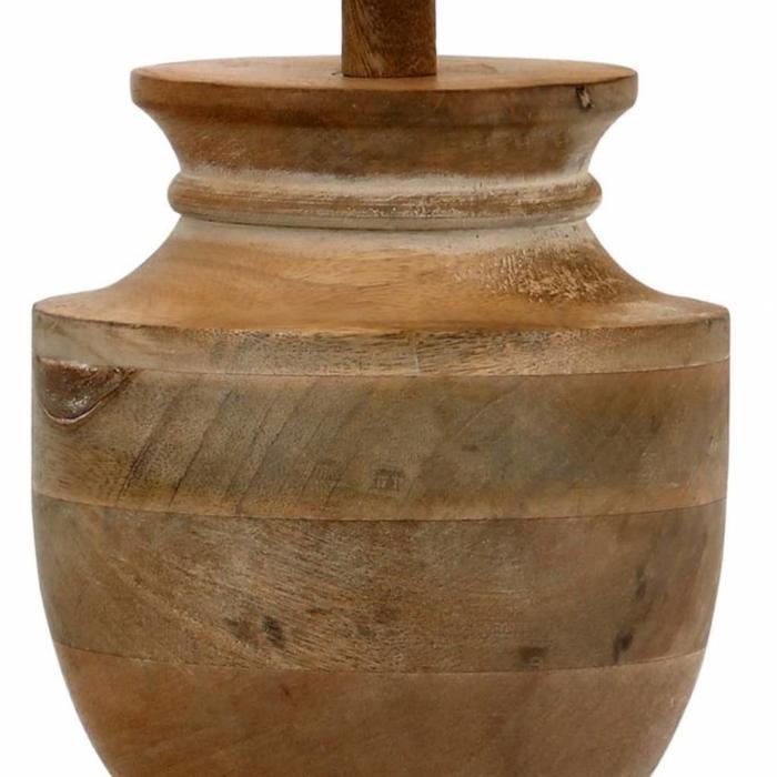 Rudy - Real Wood Urn Base & Shade
