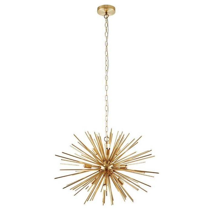 Orca - Satin Gold Sputnik Feature Light