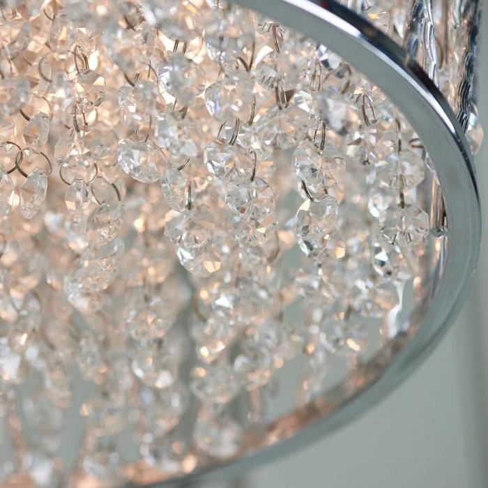 Glitz - Flush Crystal Fitting