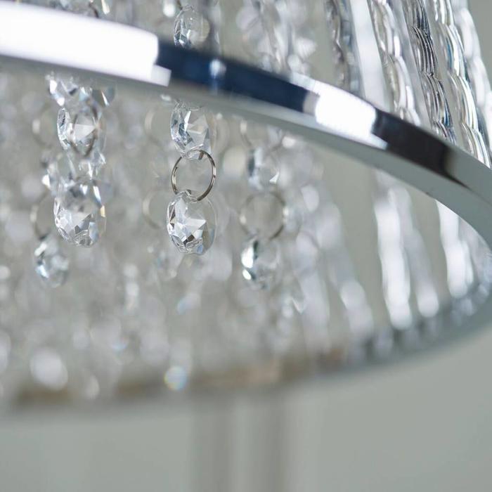 Glitz - Crystal Feature Pendant