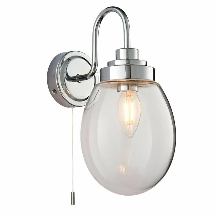 Hampton - Modern Classic Wall Light - IP44