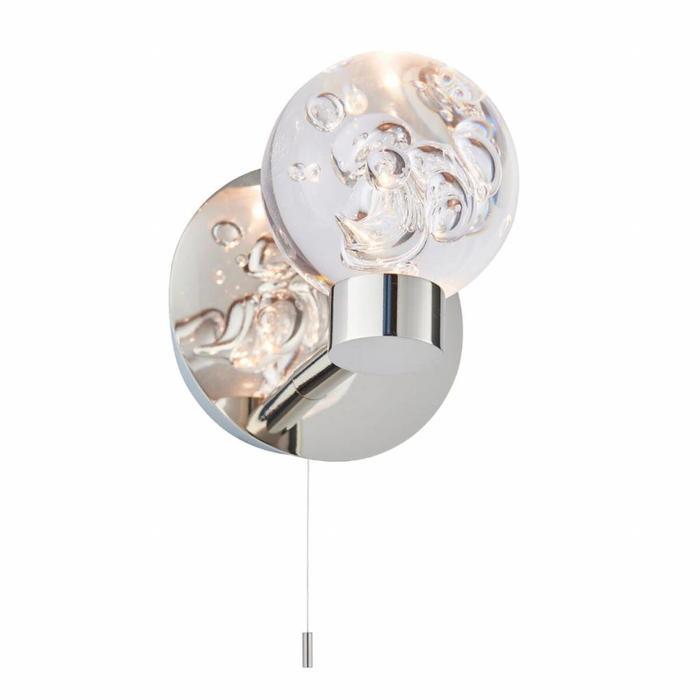 Versai - LED IP44 Bathroom Wall Light