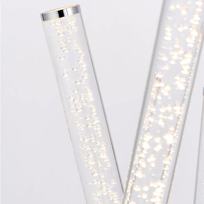 Bubbles - 3 Light LED Feature Table Lamp