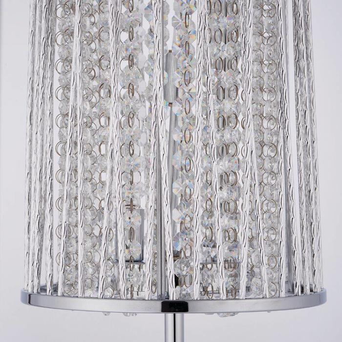Glitz - Crystal Floor Lamp