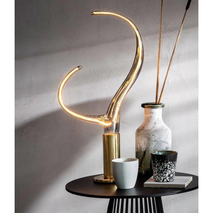 Klaxon - Exclusive Decorative LED light bulb - Gold