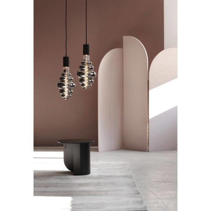 Beehive - Giant Decorative LED Light Bulb - Titanium