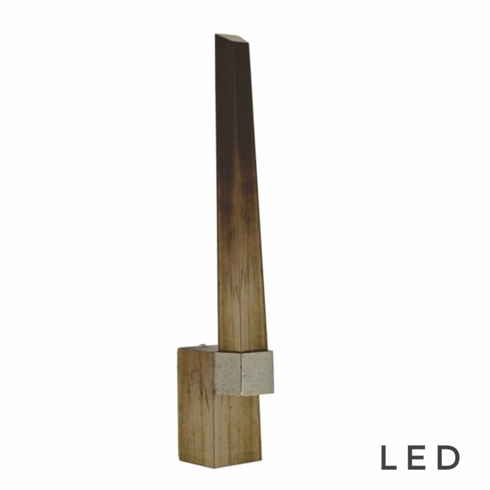 Rotary - Modern Bronze LED Wall Light
