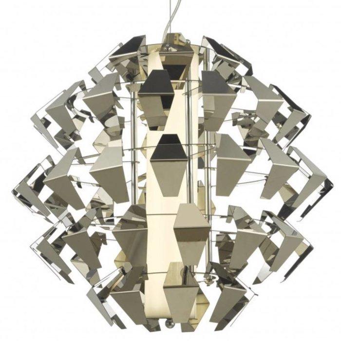 Eagle - Modern Statement LED Ceiling Light -Chrome