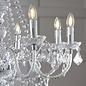 Maison - Beaded Chandelier - Acrylic