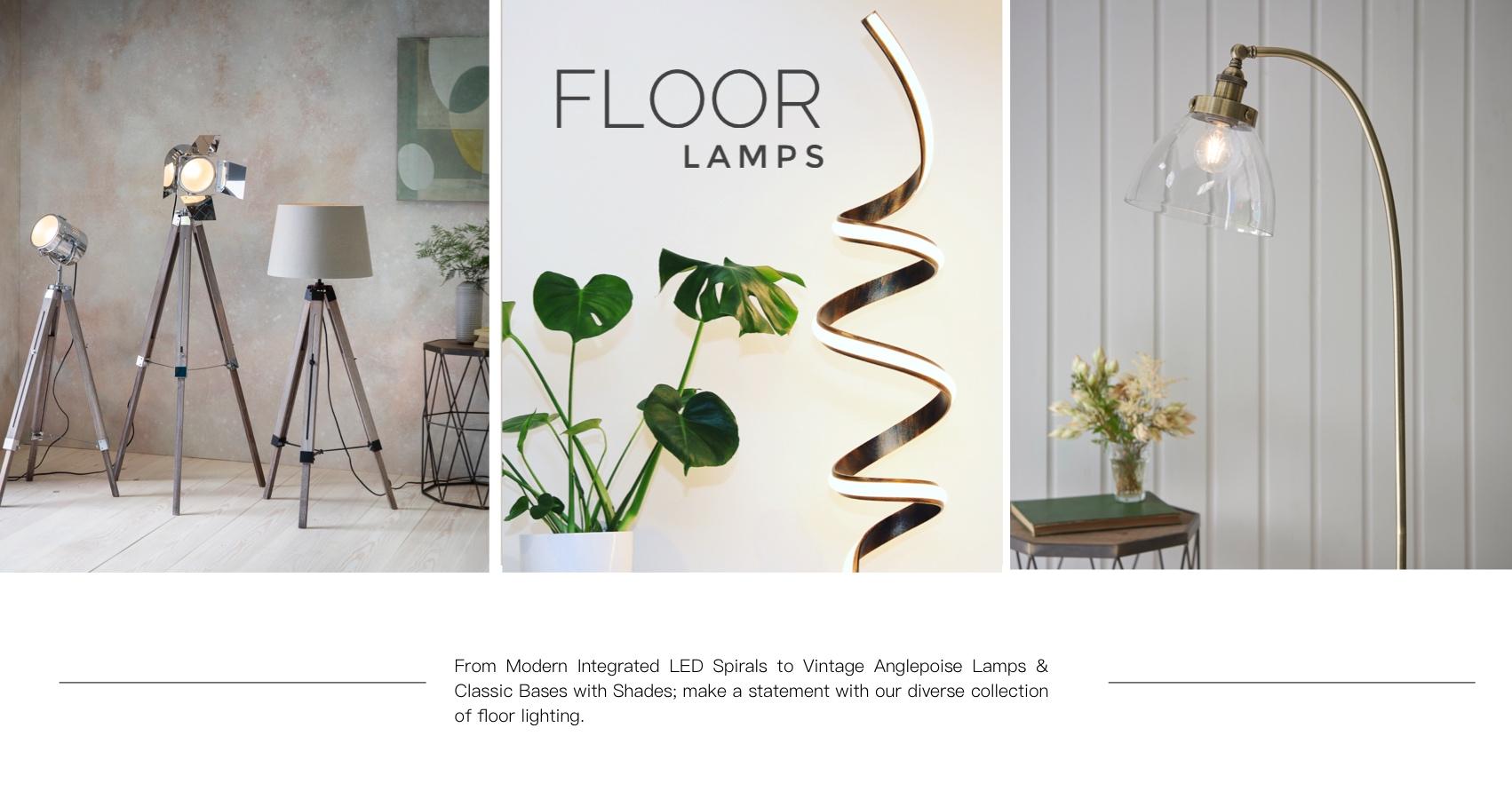 Floor Lamps UK