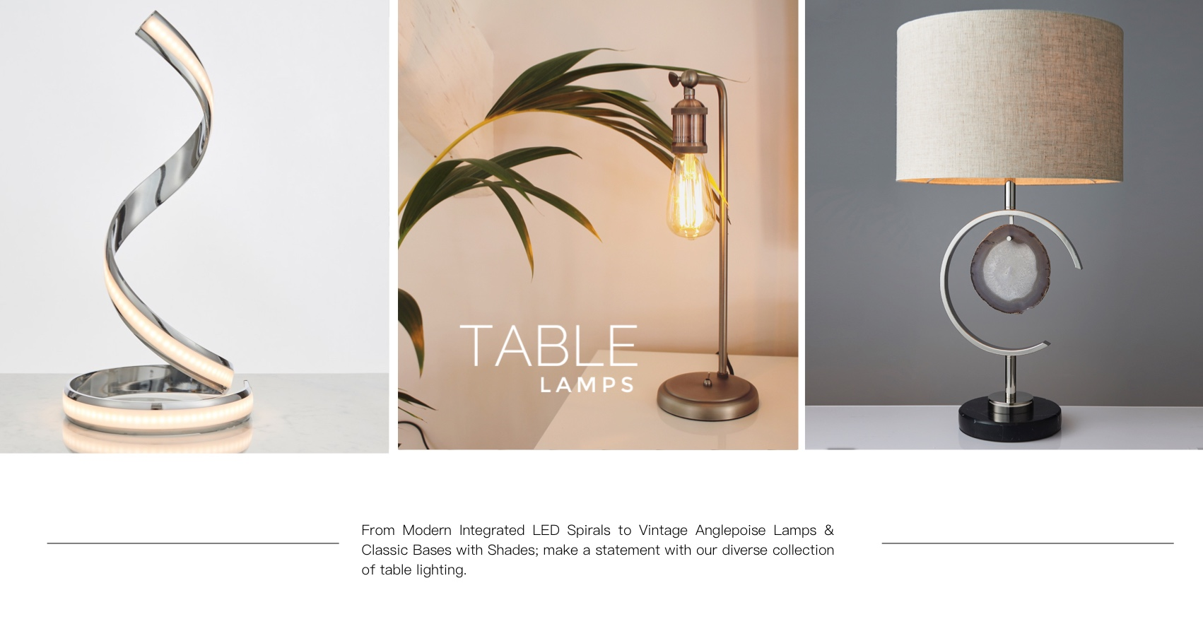 Table Lamps UK
