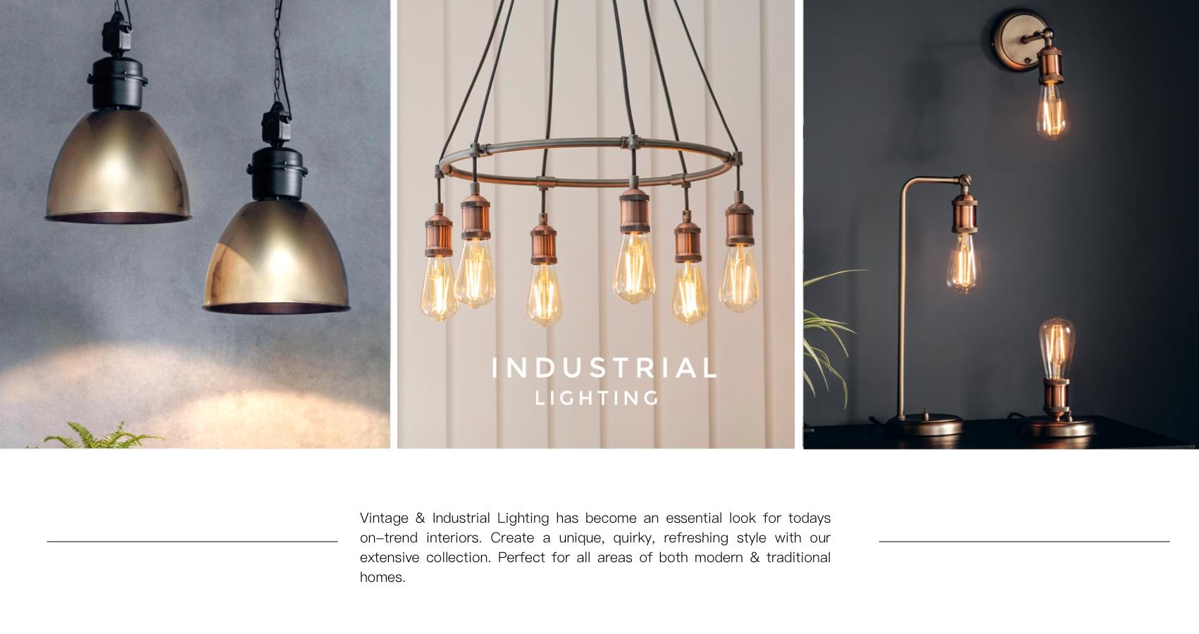 Industrial Lighting UK