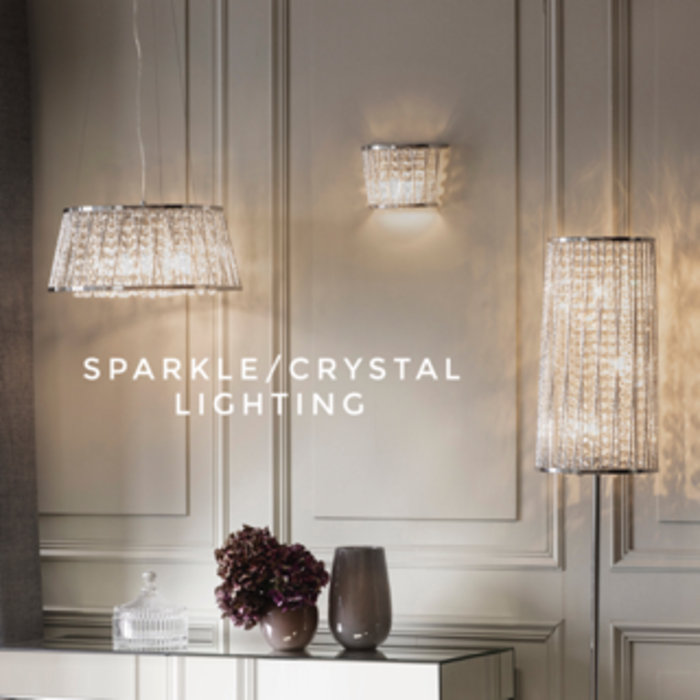 Crystal/Sparkle Lighting