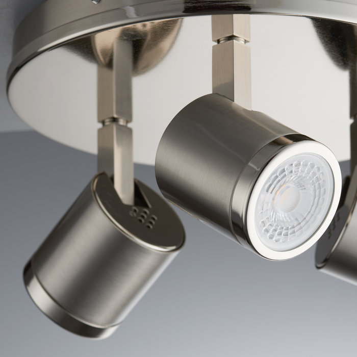 Augur - Modern Slim-Line Integrated LED Spotlight - Round