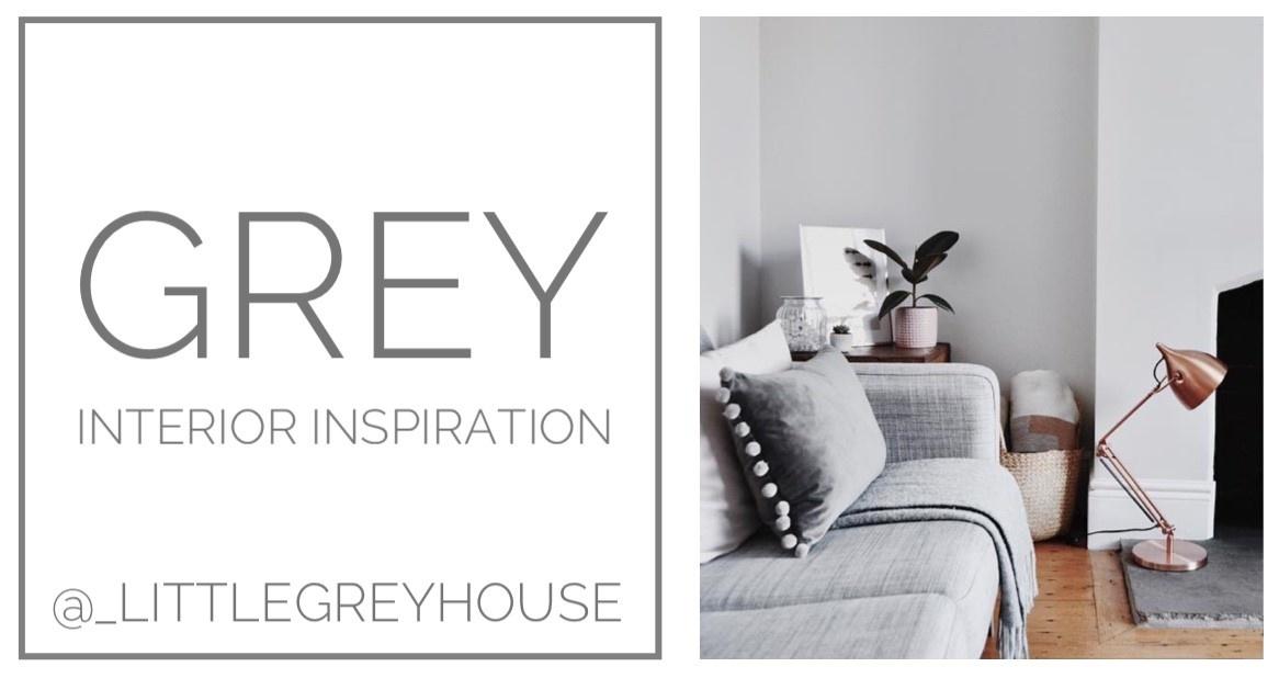 Grey Home Decor Ideas  ft.  _LittleGreyHouse