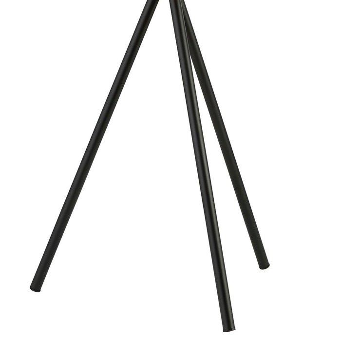 Loft - Modern Tripod Table Lamp - Black & Gold