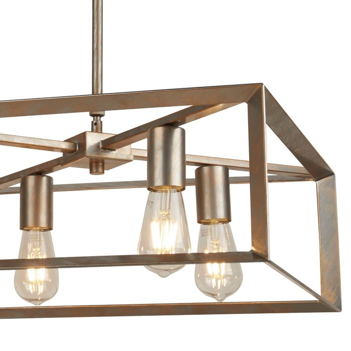 Keaton - Industrial Cage Pendant Light