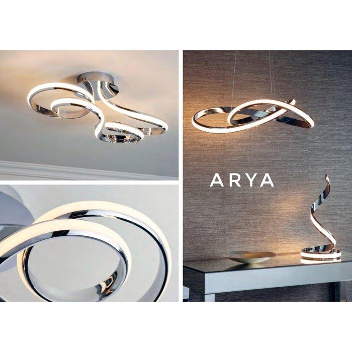 Arya - Organic LED Curve Pendant