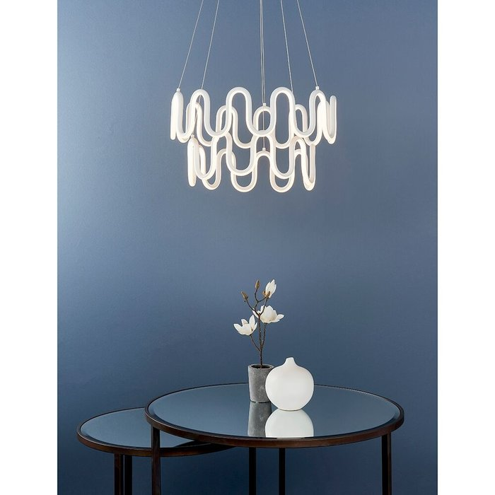 Squiggle - Feature LED Ceiling Light