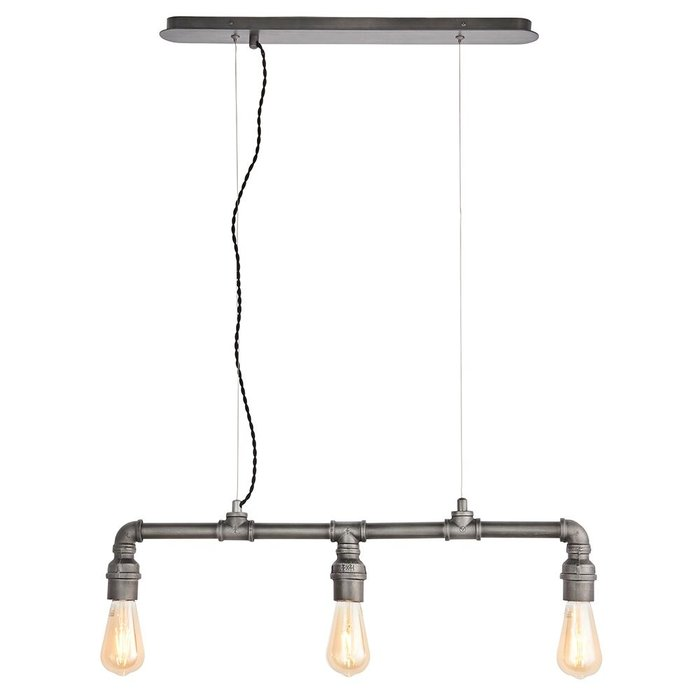 Industrial Pipe Bar Pendant