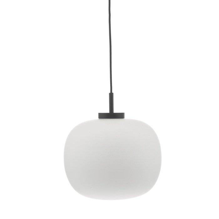 Issy - Opal Globe Glass Pendant