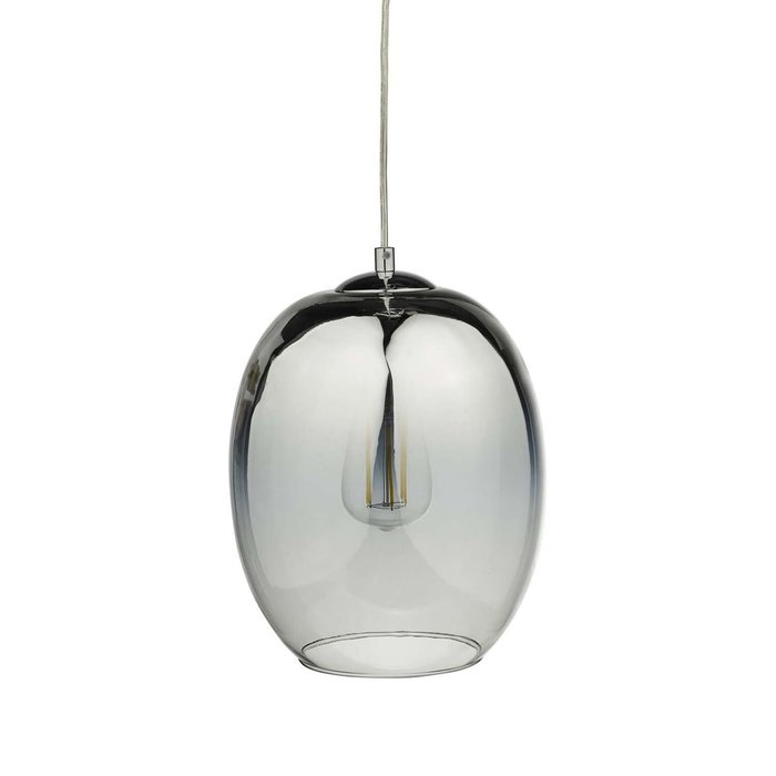 Ombre - Smooth Mirrored Modern Pendant